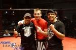 JJ Okanovich vs. Israel Delgado - Rocktagon MMA-21