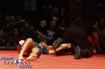 Joe Neal vs. Jose Perez (featherweight championship) - Rocktagon MMA-10